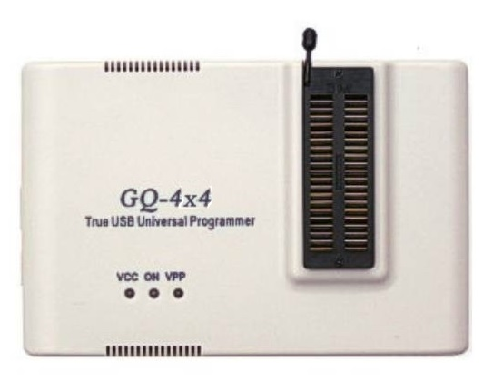PRG-112 GQ GQ-4X V4 programmer with 42 pin EPROM adapter