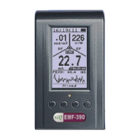 EMF-390 Multi-Field Electromagnetic Radiation EMF ELF EF RF detector with data logging