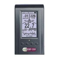 EMF-390 Multi-Field Electromagnetic Radiation EMF ELF EF RF detector with data logging