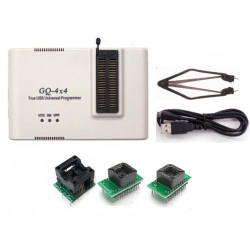 PRG-056 gq-4x universal eprom programmer full pack